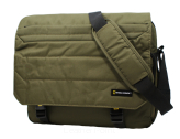 Torba na laptop 15,6 cali typu messenger, National Geographic PRO 709 Khaki